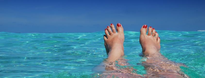 voeten als basis bij elma